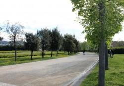 Giardini antistanti la Reggia