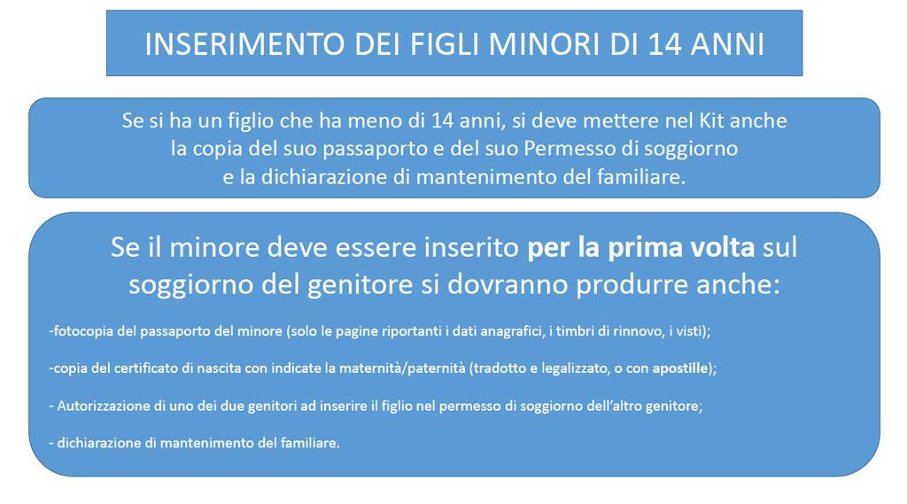 PERMESSO DI SOGGIORNO PER MOTIVI FAMILIARI | Benvenuti a Caserta