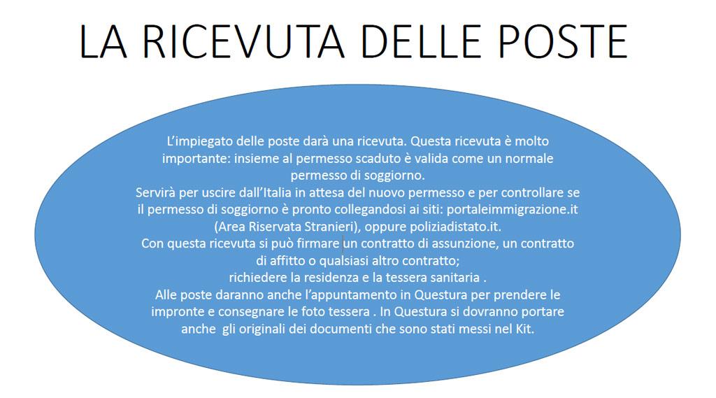 PERMESSO DI SOGGIORNO PER LAVORO SUBORDINATO | Benvenuti a Caserta